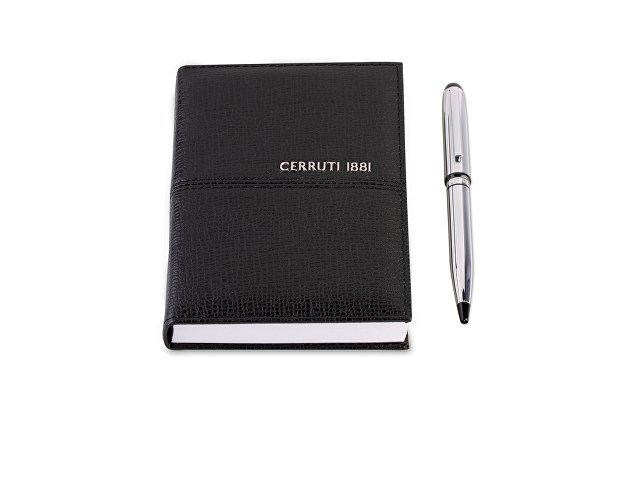 Подарочный набор: блокнот A6, ручка шариковая