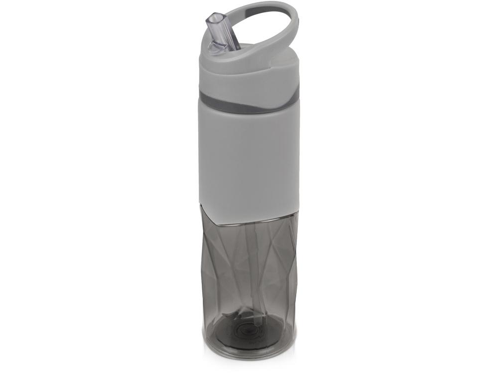 Бутылка спортивная Radius 830мл, черный