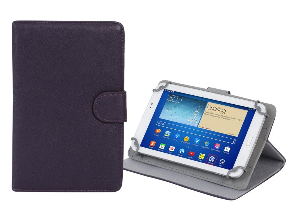 Чехол универсальный для планшета 7 3012, фиолетовый