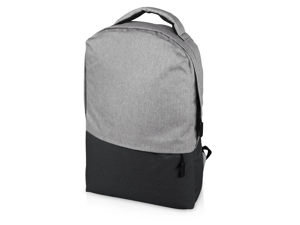 Рюкзак Fiji с отделением для ноутбука, серый