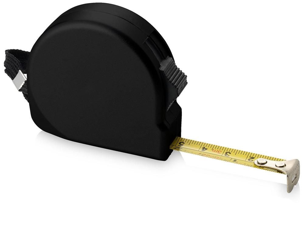 Рулетка Clark 3м, черный