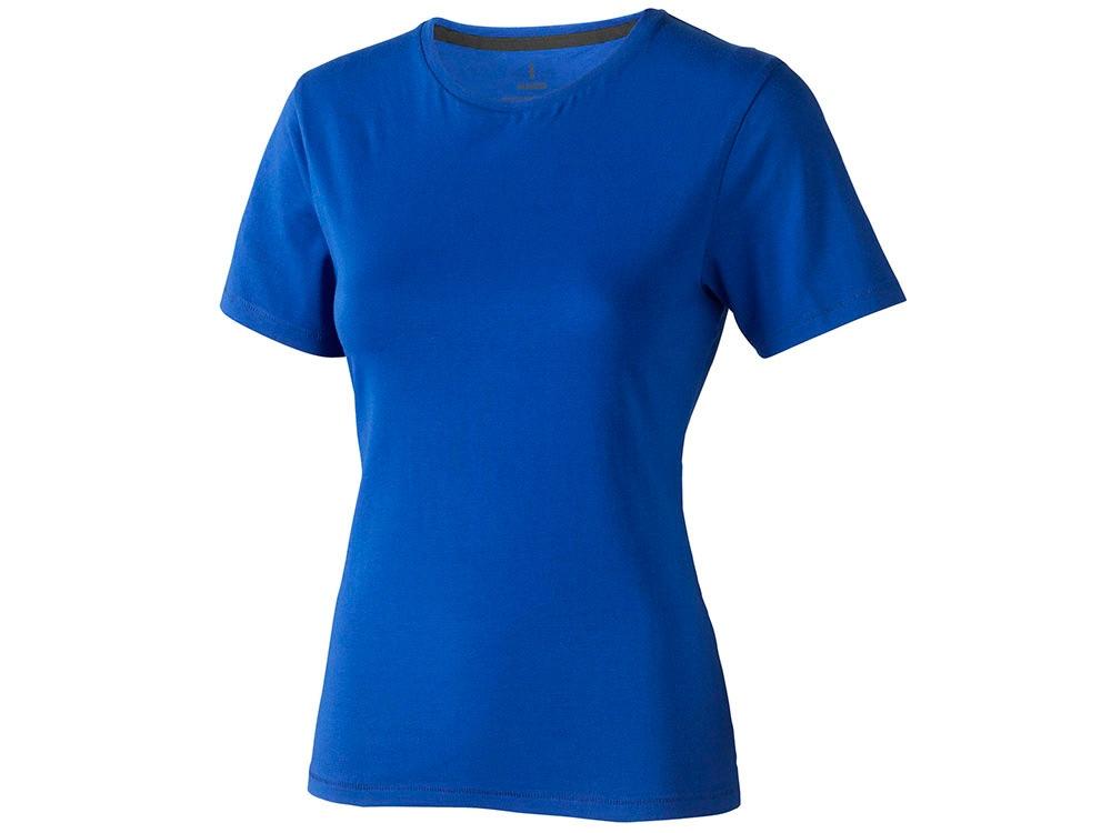 Футболка Nanaimo женская, синий