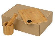Подарочный набор Chef с кухонными аксессуарами из бамбука (арт. 700361)