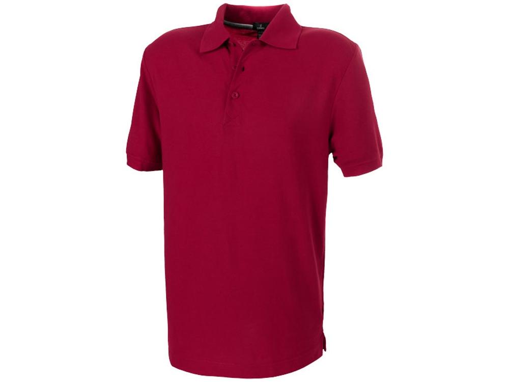 Рубашка поло Crandall мужская, красный