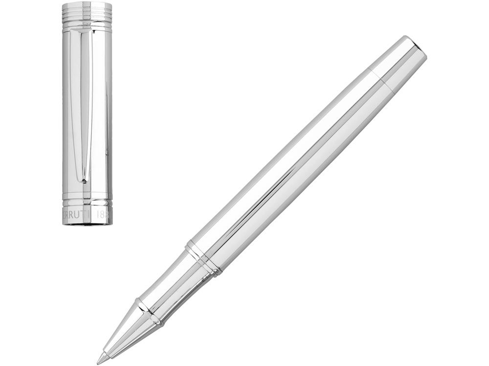 Ручка-роллер Cerruti 1881 модель Zoom Silver в футляре