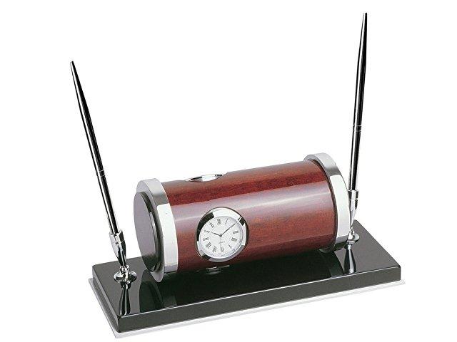 Настольный прибор с погодной станцией «Калигула»