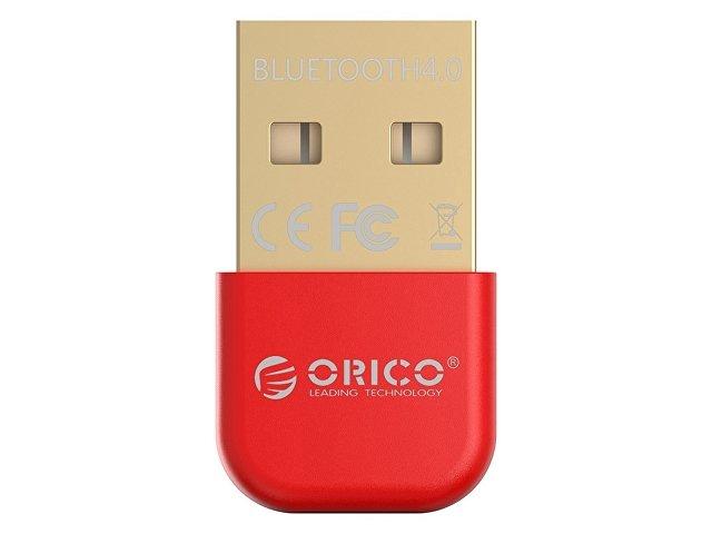 Адаптер USB Bluetooth Orico BTA-403 (красный)