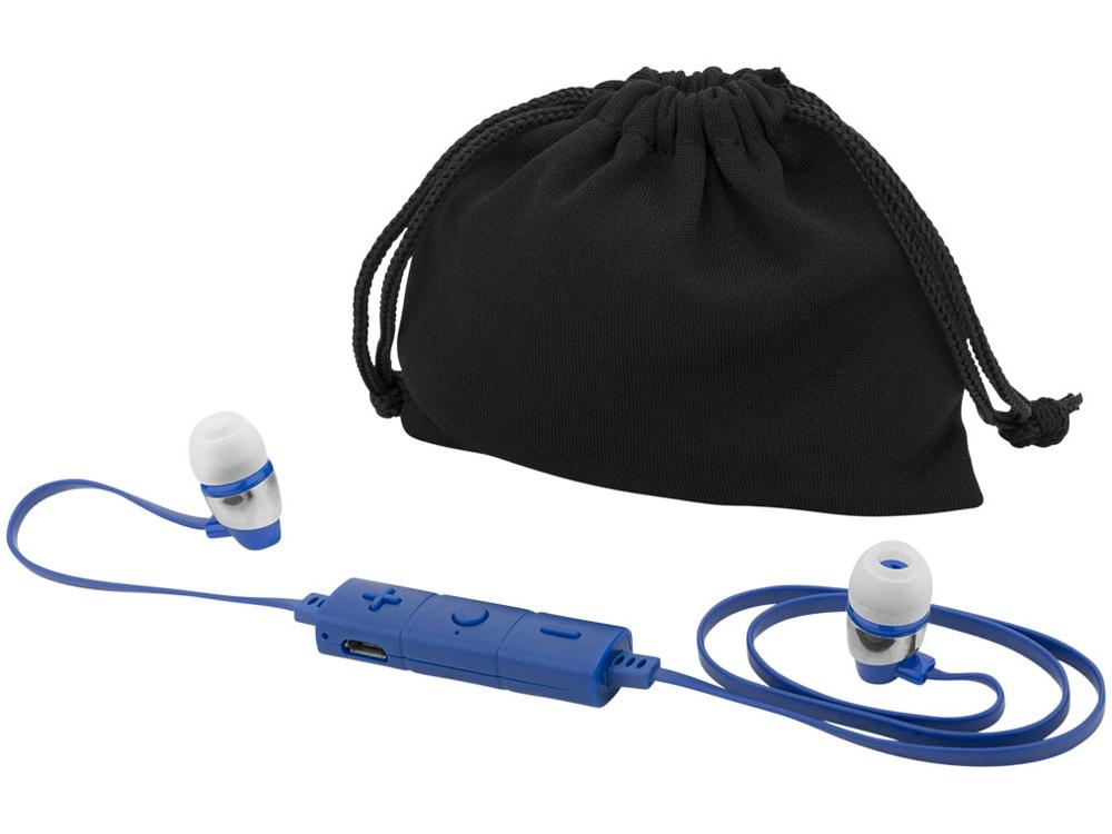 Наушники Bustle Bluetooth®, синий