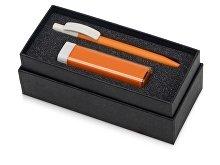 Подарочный набор White top с ручкой и зарядным устройством (арт. 700302.13), фото 2