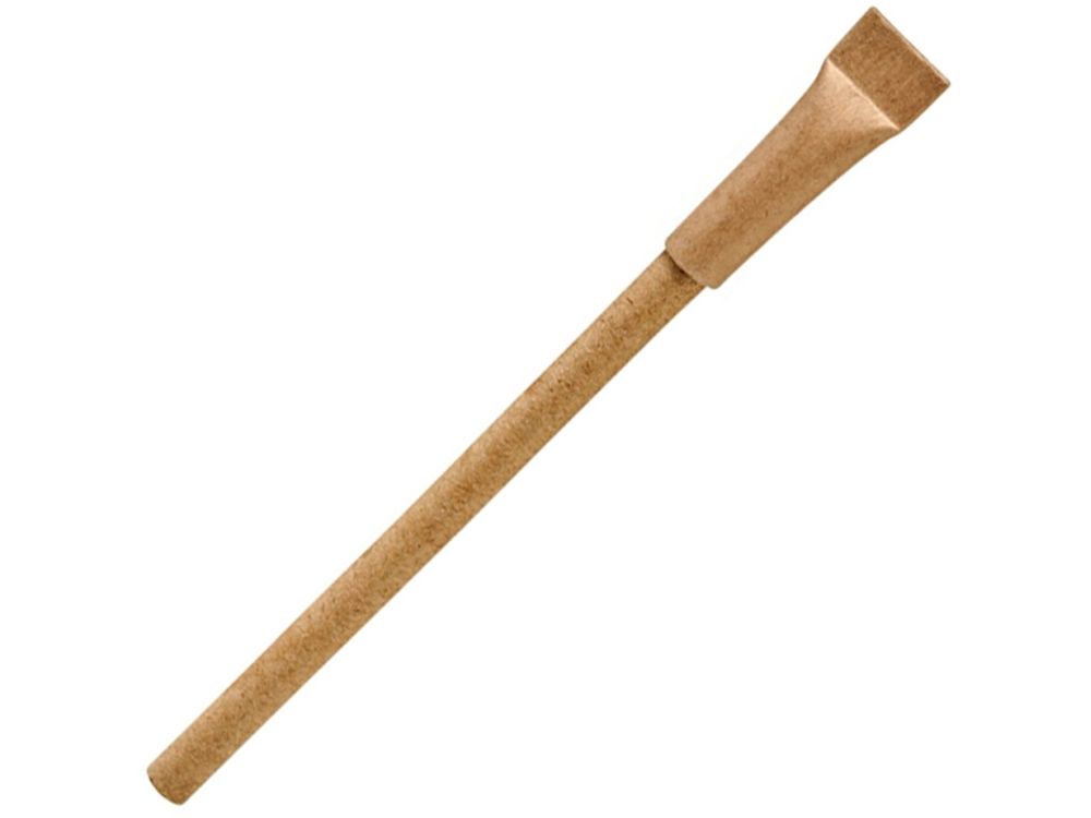 Шариковая ручка Asilah из бумаги вторичной переработки, натуральный