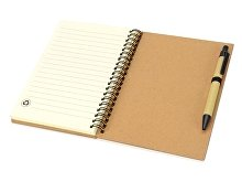 Блокнот «Priestly» с ручкой (арт. 10626801), фото 4