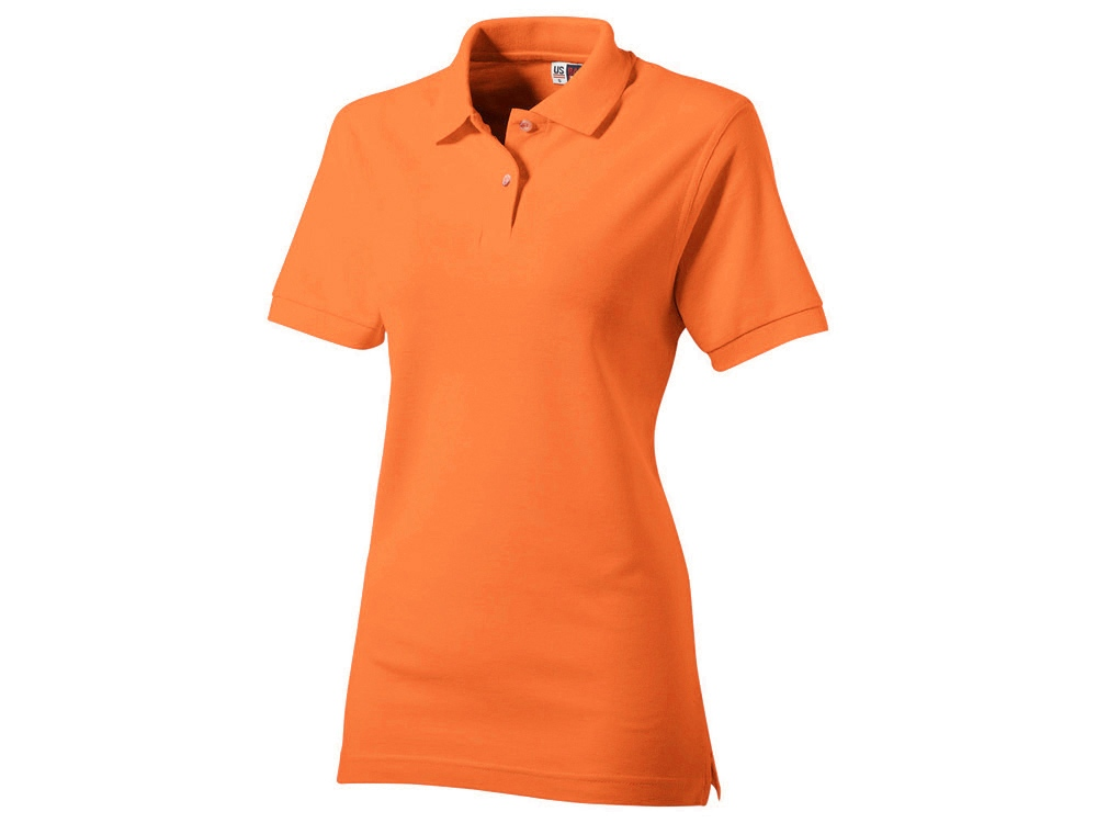 Рубашка поло Boston женская, оранжевый