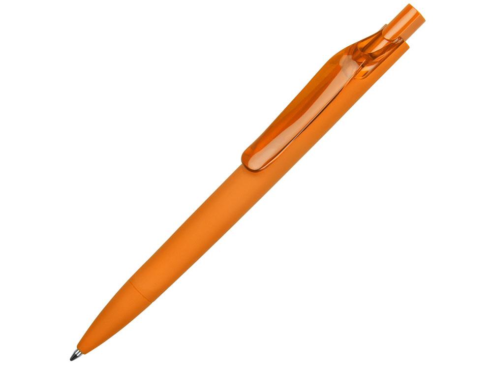 Ручка пластиковая шариковая Prodir ds6prr-10 софт-тач