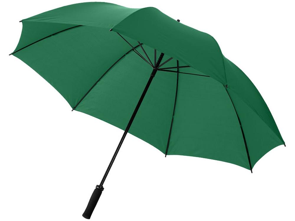Зонт Yfke противоштормовой 30, зеленый лесной