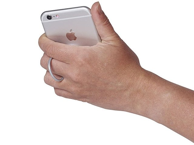 Кольцо и держатель для телефона, черный