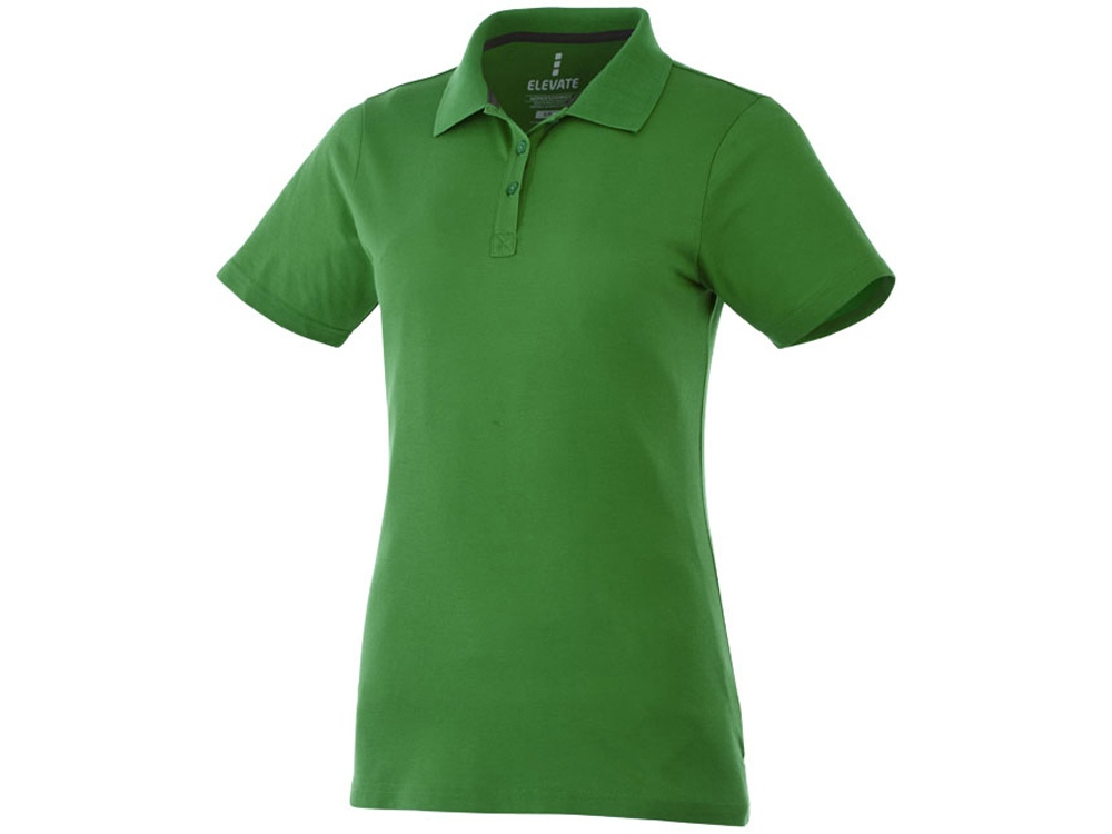 Рубашка поло Primus женская, зеленый