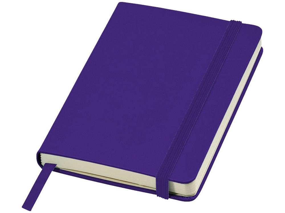 Блокнот классический карманный Juan А6, пурпурный