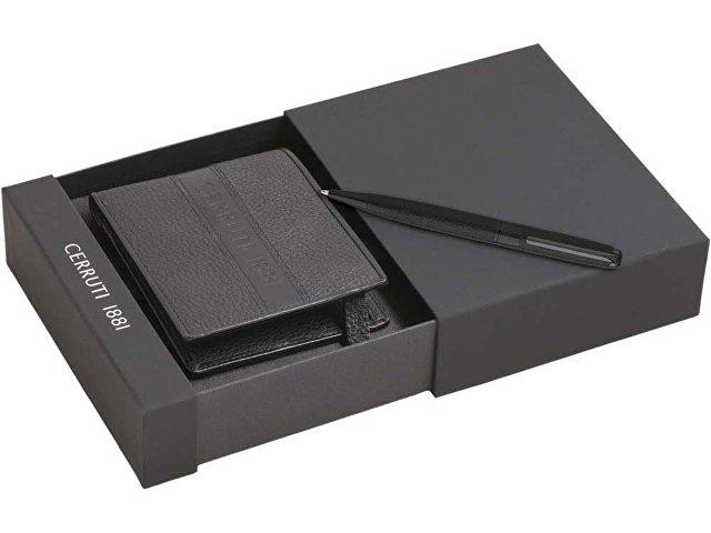 Подарочный набор: портмоне, ручка шариковая
