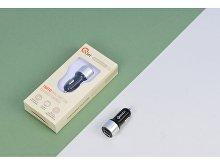 Адаптер автомобильный USB с функцией быстрой зарядки QC 3.0 «TraffIQ» (арт. 985020), фото 7