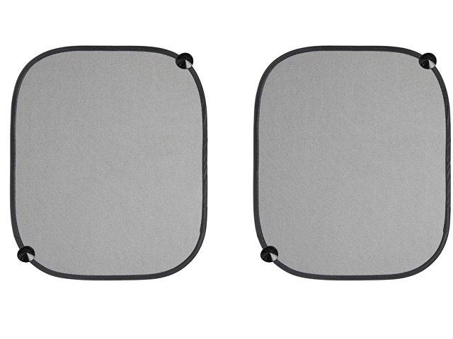 Набор солнцезащитных козырьков для автомобиля Sungone, черный