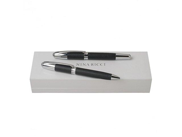 Подарочный набор Embrun: ручка роллер, ручка шариковая