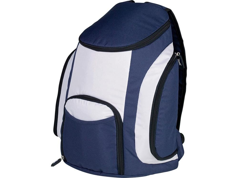 Рюкзак-холодильник Brisbane от Slazenger, темно-синий/серый