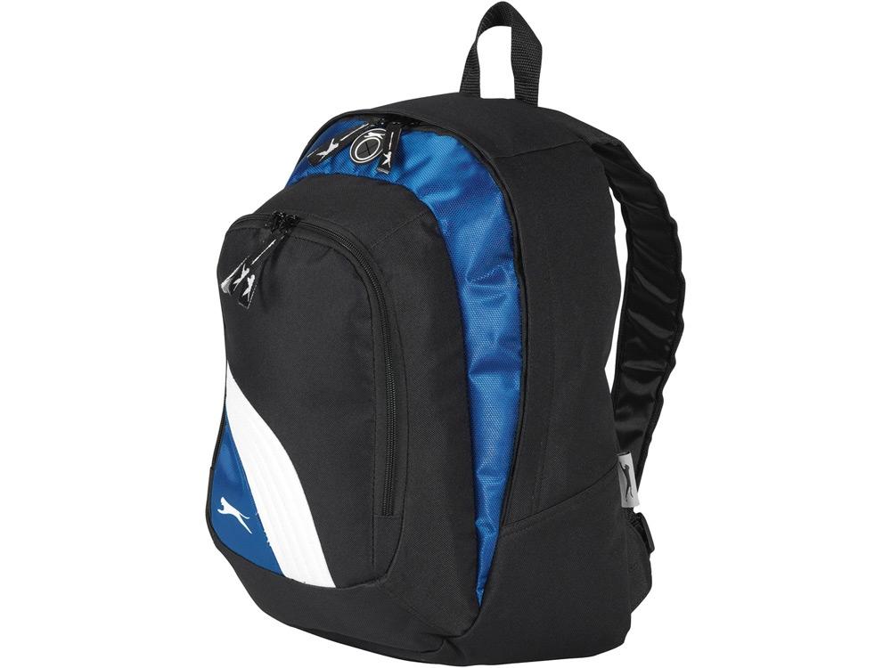 Рюкзак Wembley от Slazenger, черный/синий/белый