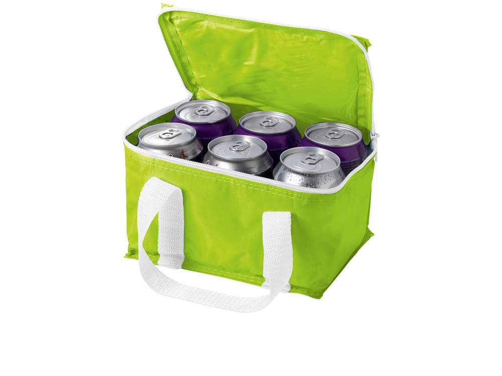 Сумка-холодильник Malmo, зеленое яблоко