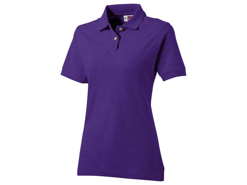 Рубашка поло Boston женская, фиолетовый