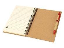 Блокнот «Priestly» с ручкой (арт. 10626800), фото 4
