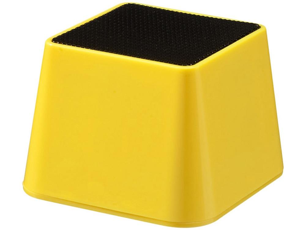 Колонка Nomia с функцией Bluetooth®, желтый