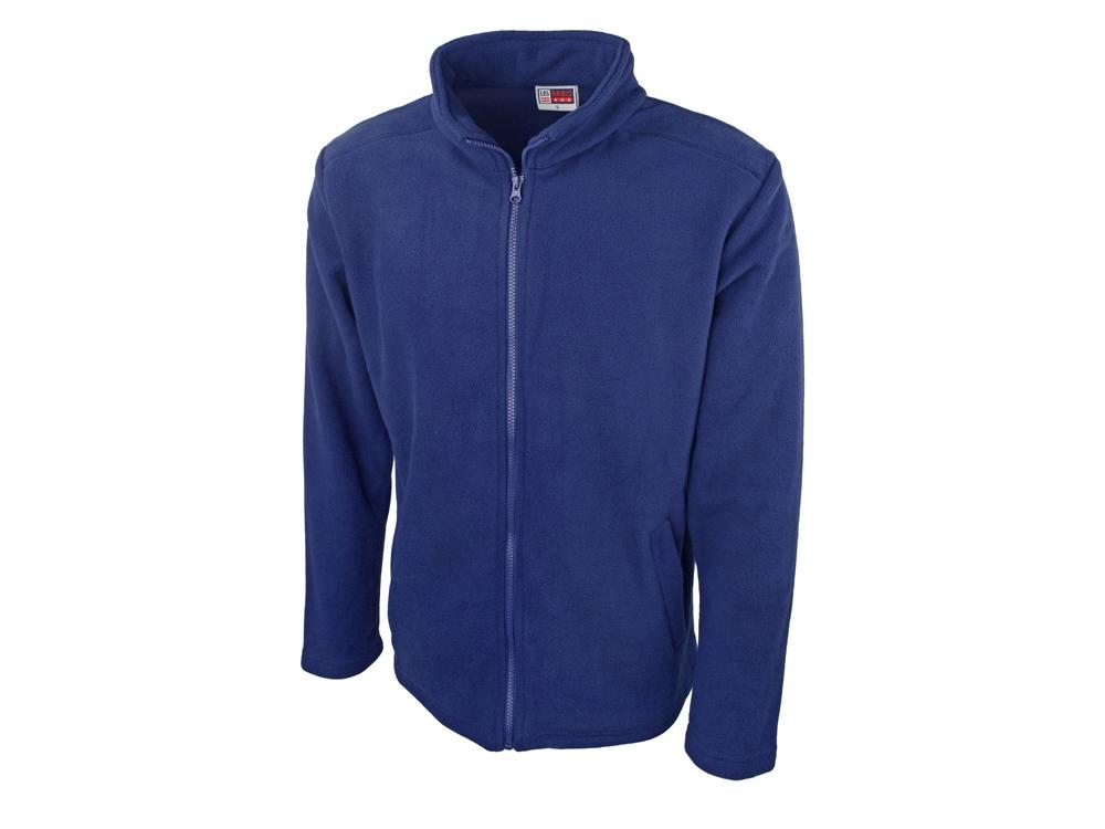 Куртка флисовая Seattle мужская, синий