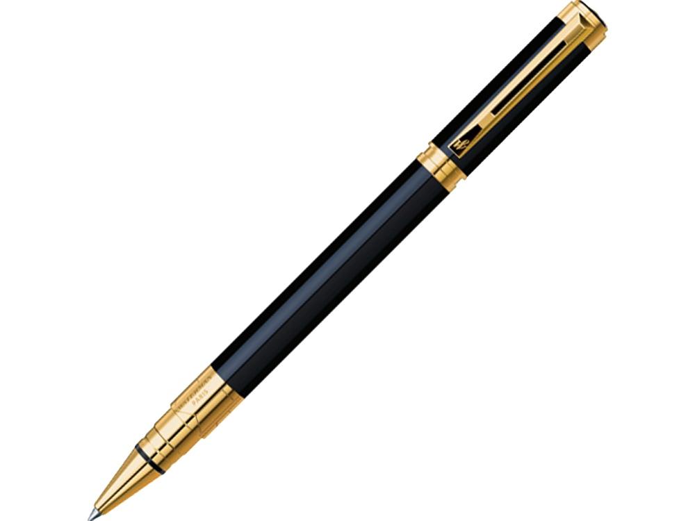 Ручка-роллер Waterman модель Perspective Black GT в футляре