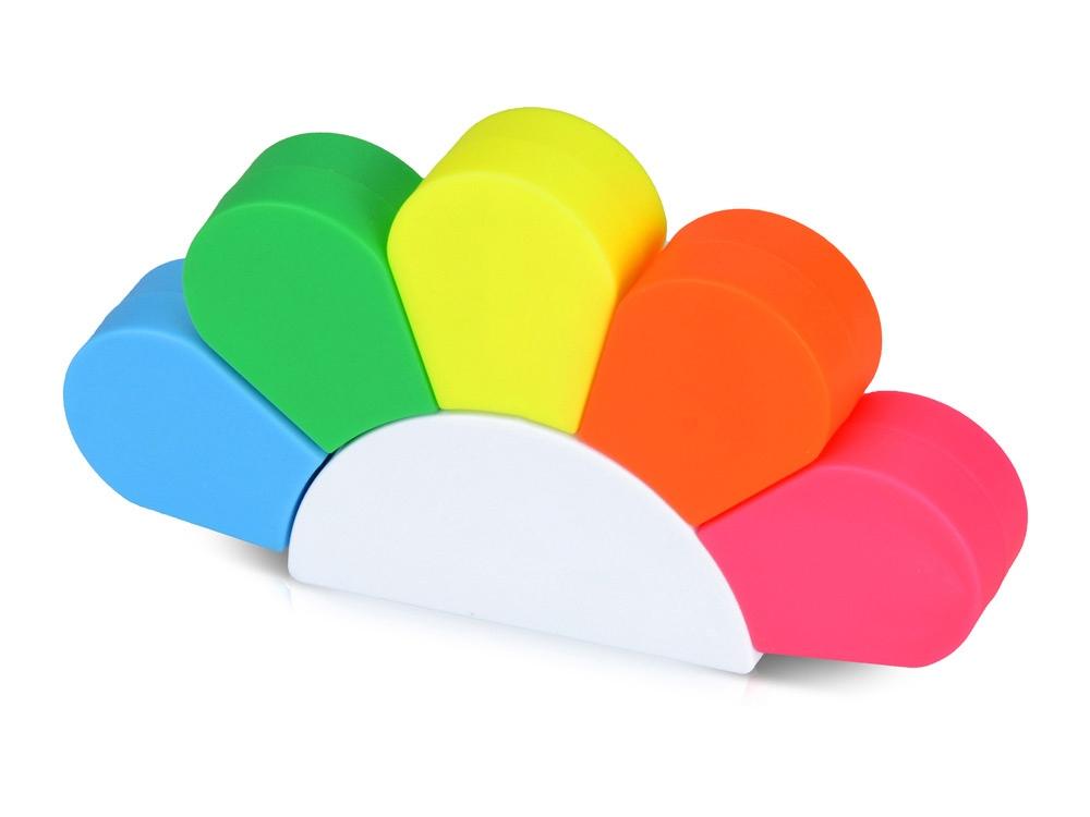 Маркер Цветок 5-цветный на водной основе