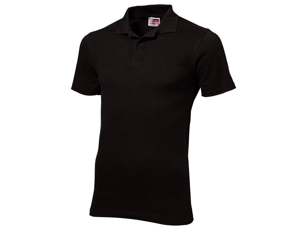 Рубашка поло First мужская, черный