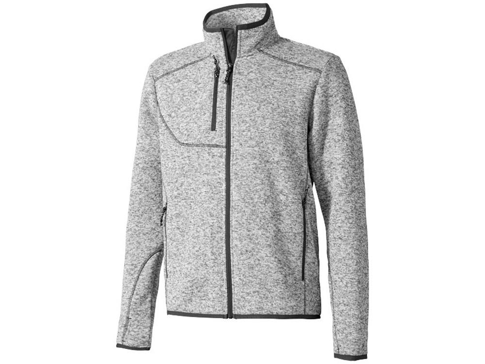 Куртка трикотажная Tremblant мужская, серый
