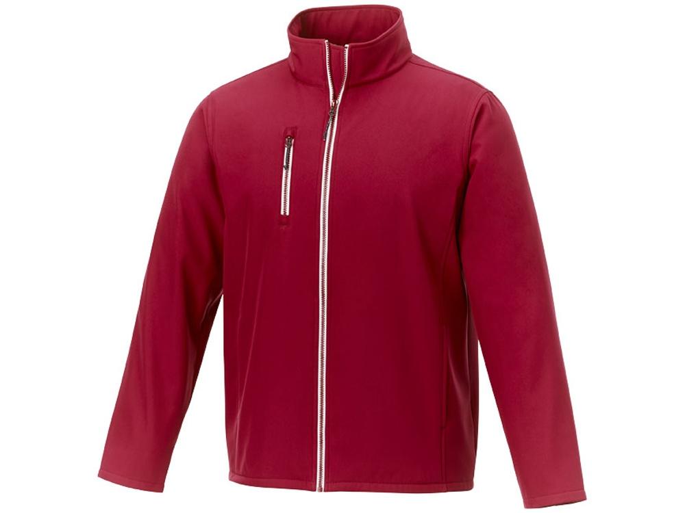 Мужская флисовая куртка Orion, красный