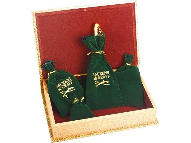 Набор «Фрегат»: портмоне, часы карманные на подставке, нож для бумаг (арт. 489903)