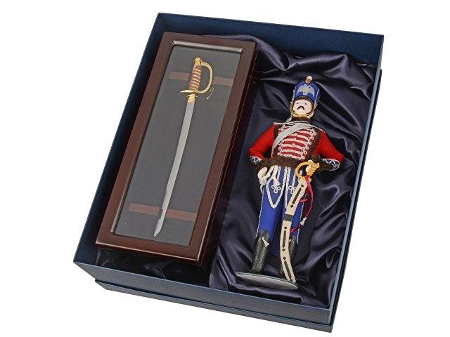 Набор «Гусарская баллада»: декоративная кукла, нож для бумаг