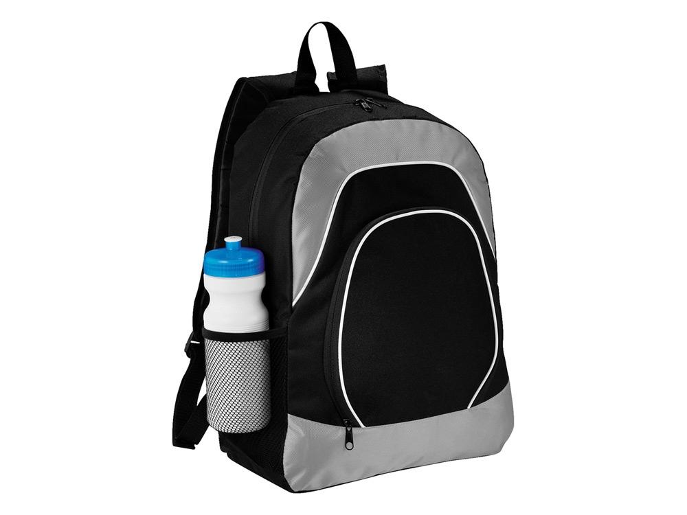 Рюкзак для планшета Branson, черный/серый