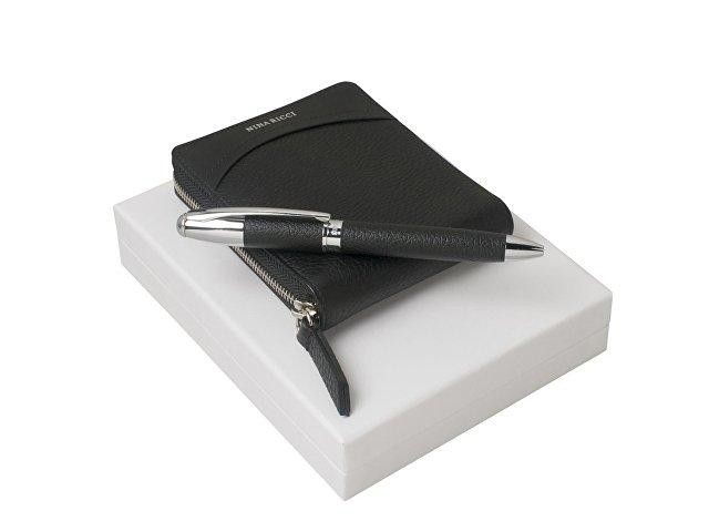 Подарочный набор Embrun: кошелек, ручка шариковая