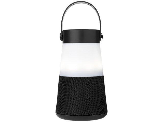 Светодиодная колонка Lantern с функцией Bluetooth®, черный
