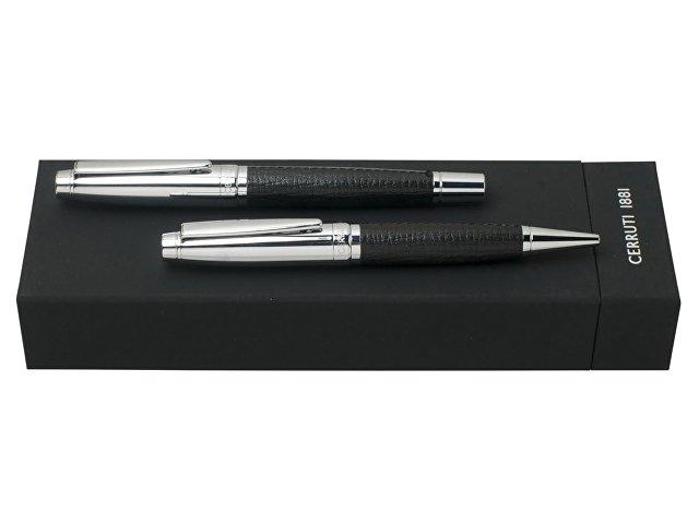 Подарочный набор Holt: ручка шариковая, ручка-роллер