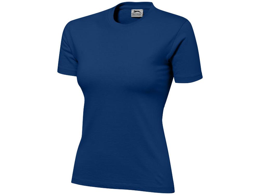 Футболка Ace женская, классический синий