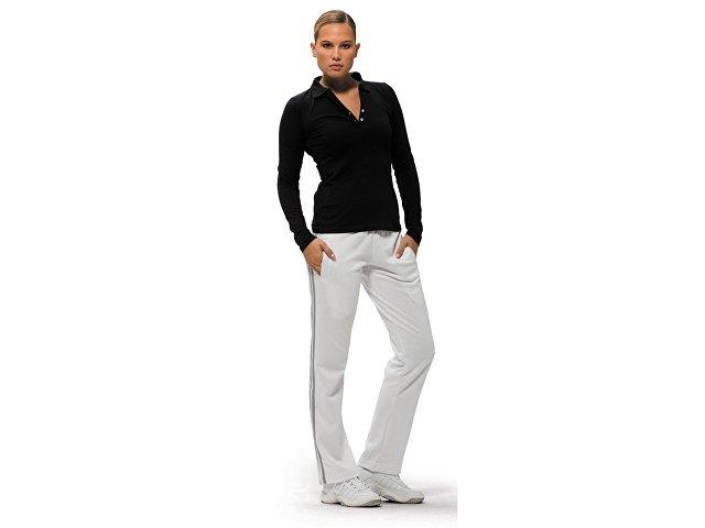 Спортивные брюки женские, белый/серый