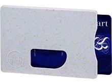 Чехол для карточек RFID «Straw» (арт. 13510101)