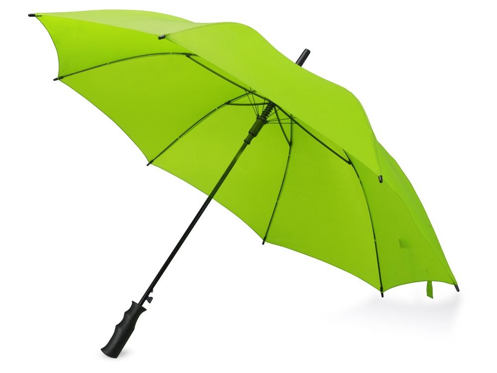 Зонт-трость Concord, полуавтомат, зеленое яблоко