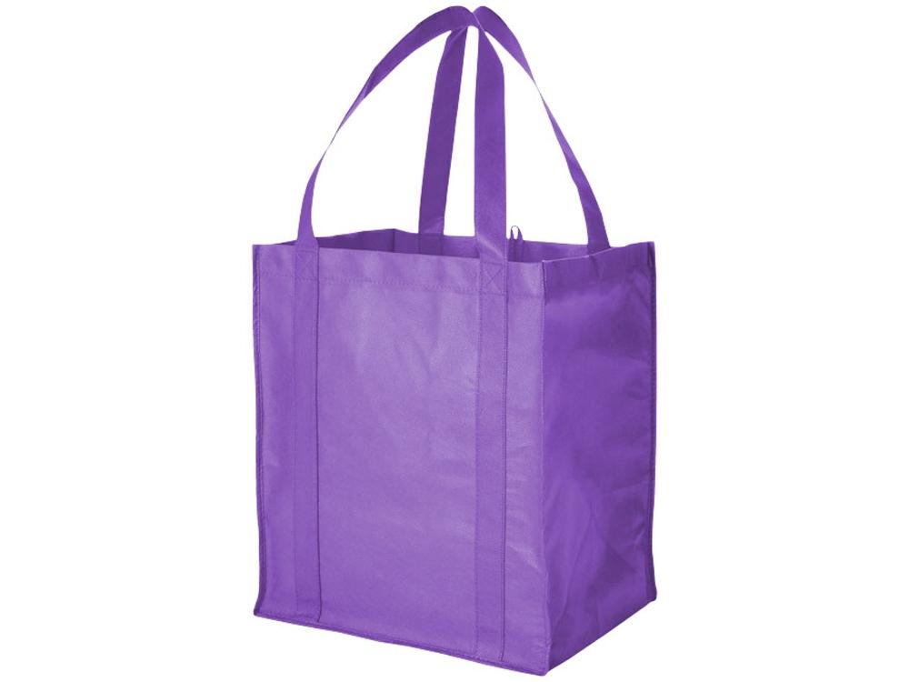 Сумка Liberty, высота ручек 25,5 см, фиолетовый
