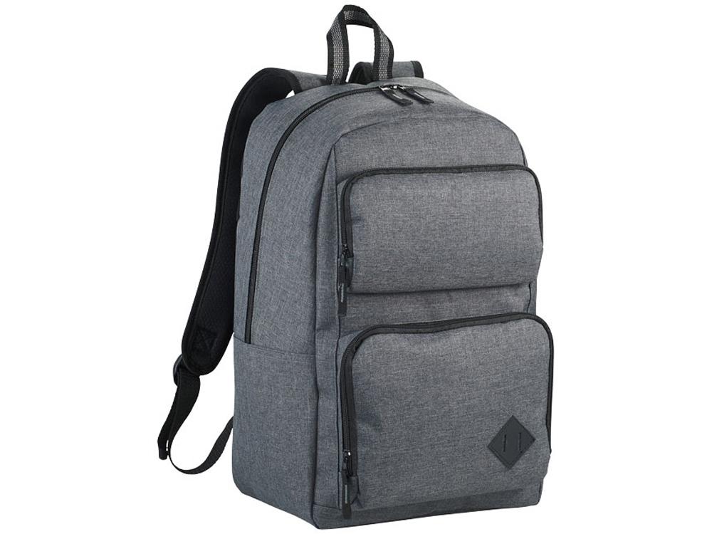 Рюкзак Graphite Deluxe для ноутбуков 15,6, серый