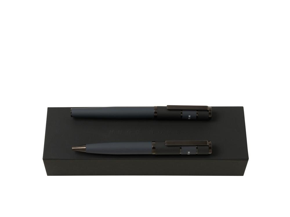 Подарочный набор: ручка шариковая, ручка-роллер. HUGO BOSS